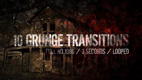 10 Grunge Transitions