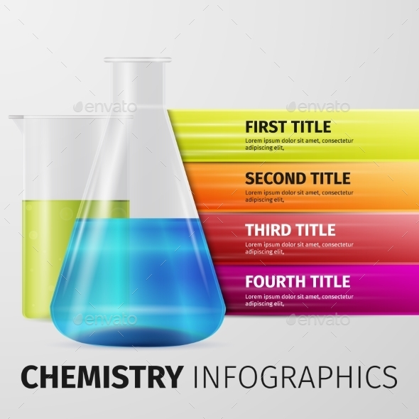 GraphicRiver Chemistry Infographics 10041013
