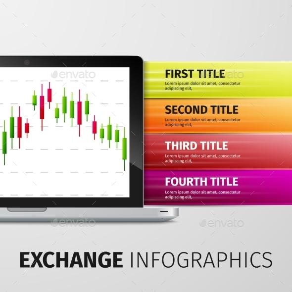 GraphicRiver Exchange Infographics 10041133