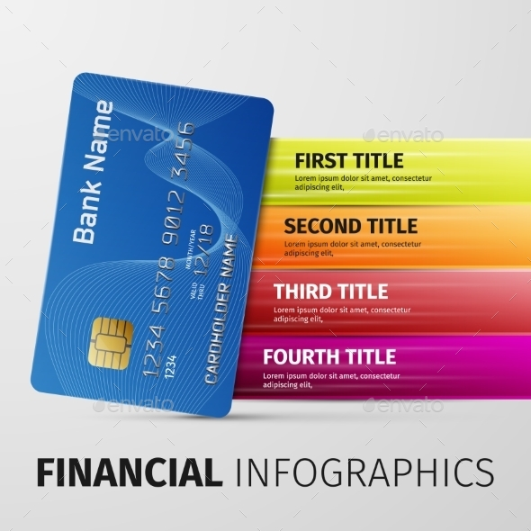 GraphicRiver Financial Infographics 10041140