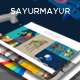 Sayurmayur PowerPoint Template - GraphicRiver Item for Sale