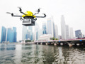 drone delivery - PhotoDune Item for Sale