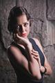 beautiful woman in a dress - PhotoDune Item for Sale