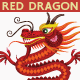 Dragon - Chinese Symbol  - GraphicRiver Item for Sale