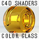 5 Realistic Color Glass Materials for C4D