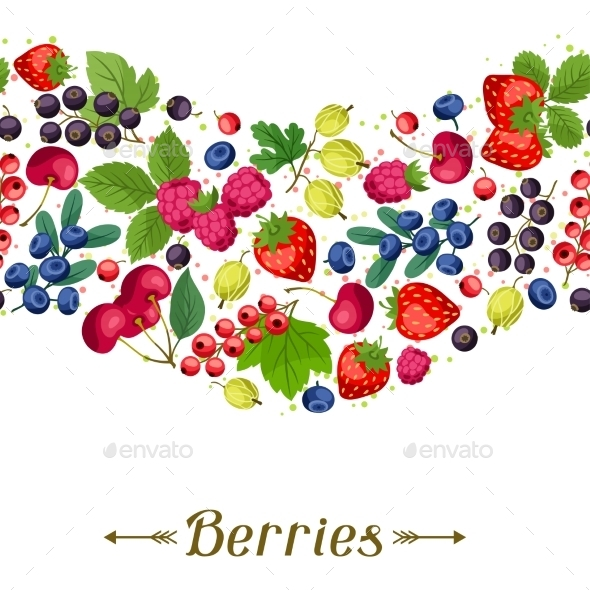 GraphicRiver Berries 10042153