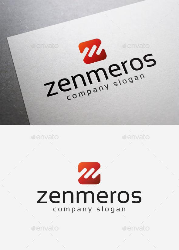 GraphicRiver Zenmeros Logo 10042220