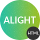 Alight - Multipurpose HTML Template - ThemeForest Item for Sale