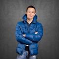 Asian Man in Down Padded Coat - PhotoDune Item for Sale