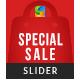 Special Sale Slider - GraphicRiver Item for Sale