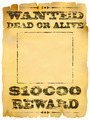 Wanted Poster 2 - PhotoDune Item for Sale