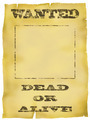 Wanted Poster - PhotoDune Item for Sale