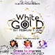 White and Gold - GraphicRiver Item for Sale