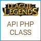 League of legends php class - CodeCanyon Item for Sale