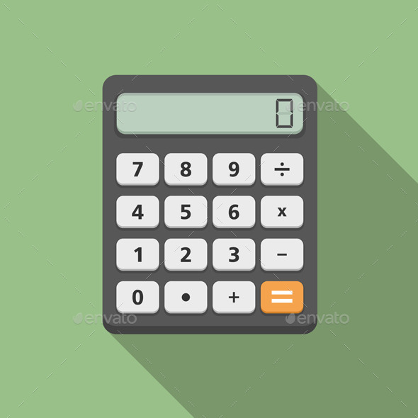GraphicRiver Calculator 10046199
