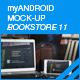 myAndroid Device Mock-up - GraphicRiver Item for Sale