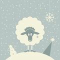 Christmas sheep - PhotoDune Item for Sale