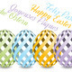 Easter Background with Four Languages - PhotoDune Item for Sale