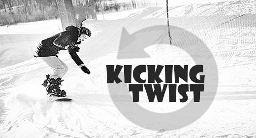 Kicking Twist