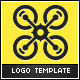 Drone Logo Template - GraphicRiver Item for Sale