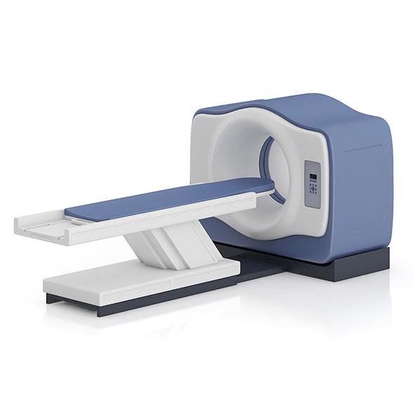 MRI Scanner - 3DOcean Item for Sale