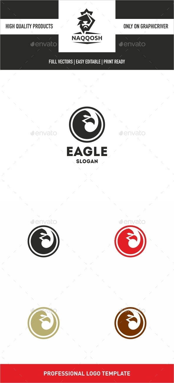 GraphicRiver EAGLE 10047584