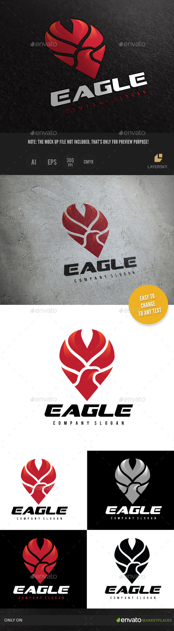 GraphicRiver Eagle 10047808