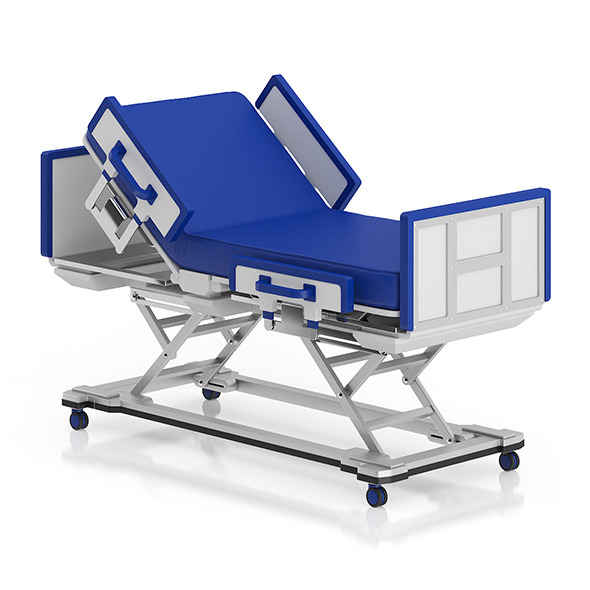 3DOcean Advanced Hospital Bed 10047951