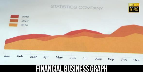Financial Business Graph 18