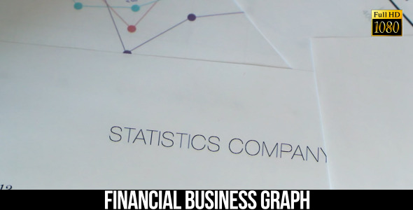 Financial Business Graph 21