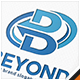 Beyond Letter B Logo - GraphicRiver Item for Sale