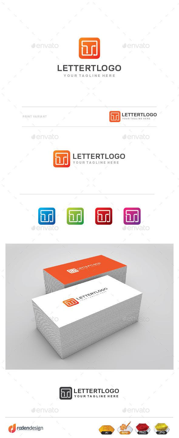GraphicRiver Letter T Logo 10048068