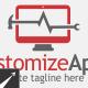 Customize Apps Logo Template