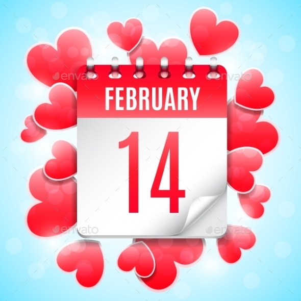 GraphicRiver Valentines Day Date Concept 10049217