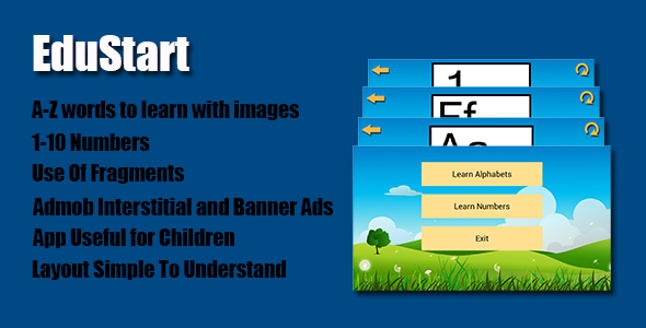 CodeCanyon EduStart Android App With Admob 10049360