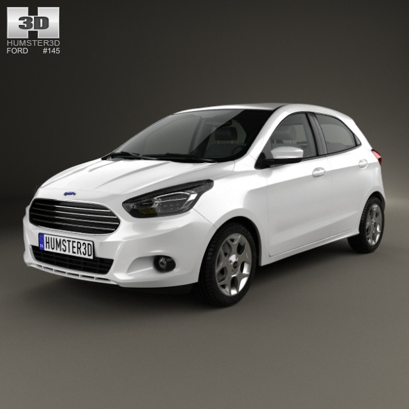 Ford Ka concept 2013 - 3DOcean Item for Sale