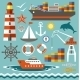Port - GraphicRiver Item for Sale
