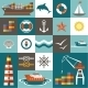 Port Set - GraphicRiver Item for Sale