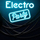 Electro Party Cover - GraphicRiver Item for Sale