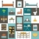 Furniture Set - GraphicRiver Item for Sale