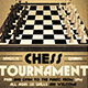 Chess Tournament Flyer Template - GraphicRiver Item for Sale