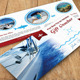 Yacht Club Voucher Template 04 - GraphicRiver Item for Sale