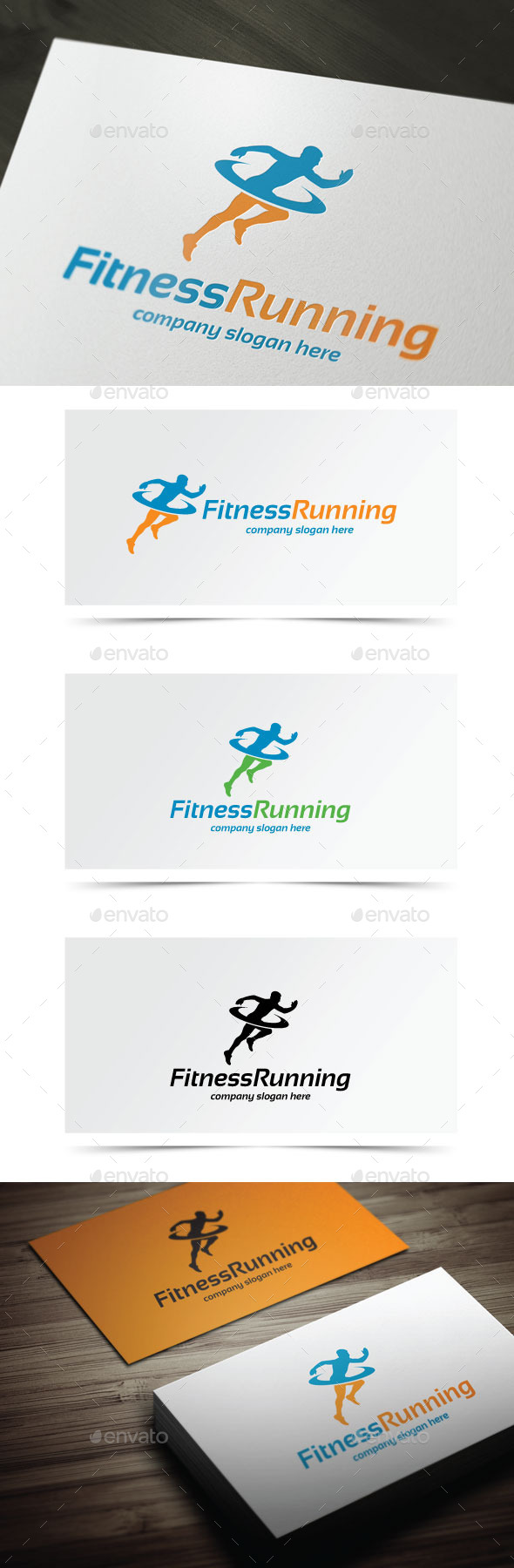 GraphicRiver Fitness Running 10050281