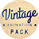 Vintage Animation Pack - VideoHive Item for Sale
