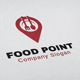 Food Point V2 Logo - GraphicRiver Item for Sale