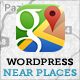 Google Maps Neighborhood Walker for Wordpress