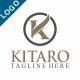 Letter K Logo - Kitaro - GraphicRiver Item for Sale
