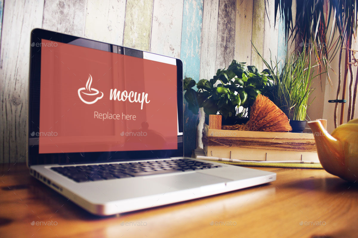 20 psd creative macbook mockup by mocup