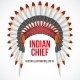 Indian Chief Hat - GraphicRiver Item for Sale