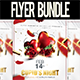 Valentine Flyer/Poster Bundle Vol.2 - GraphicRiver Item for Sale